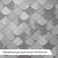 Итальянская битумная черепица TEGOLA Premium Versaille  Серый Ардезия