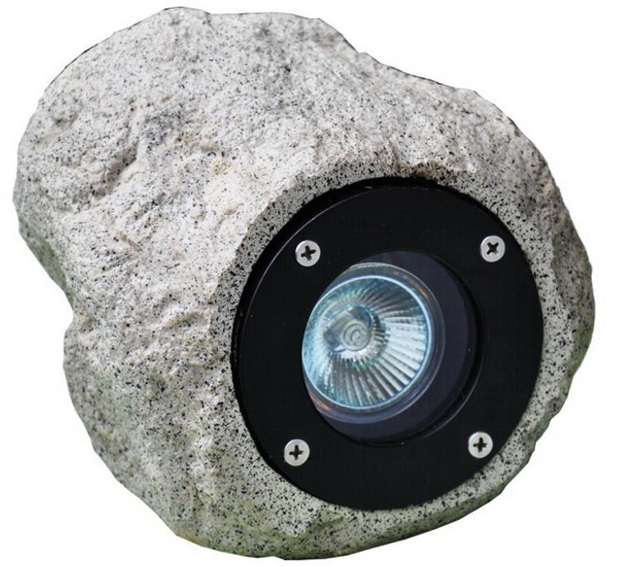 Світильник для ставка у вигляді каменю AquaFall CQD-235 20W галоген