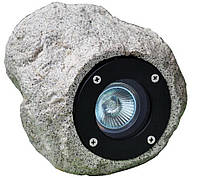 Светильник для пруда в виде камня AquaFall CQD-235 20W галоген, фото 1