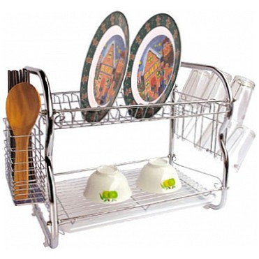 Сушилка для посуды 55х24.5х37см Bohmann BH - 7315