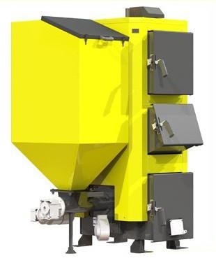 Твердотопливные котлы Kronas Combi 62 кВт (Польша-Украина)