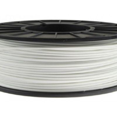 Пластик в котушці ABS 1,75 мм 0.5,  MonoFilament, білий