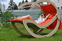 Шезлонг Rocking-chaise