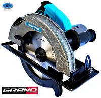 Пила дисковая циркулярная Grand ПД 235-2500 (Чехия)