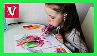 Волшебные Воздушные фломастеры Airbrush Magic Pens!Опт