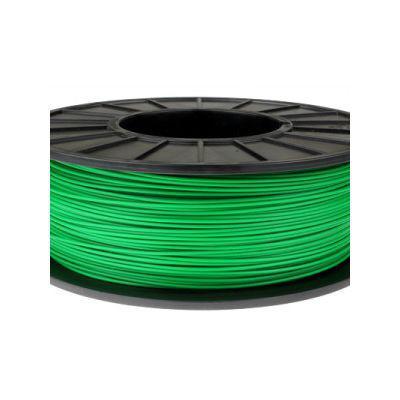 Пластик в котушці ABS 1,75 мм 0.75,  MonoFilament, зелений