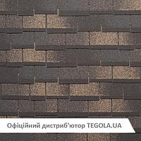 Итальянская битумная черепица TEGOLA Zodchij Старый камень