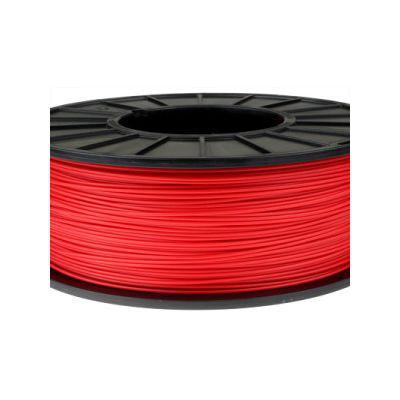 Пластик в котушці ABS 1,75 мм 0.75,  MonoFilament, червоний