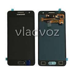 Дисплей модуль экран с сенсором для замены на Samsung A300F Galaxy A3 A300FU A300H (2015) TFT LCD черный