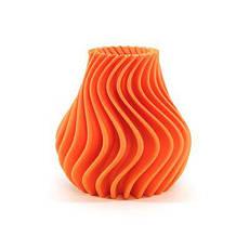 Пластик в котушці ABS 1,75 мм 0.125,  MonoFilament, оранжевий, фото 3