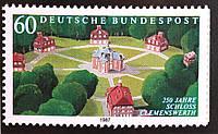 """Німеччина """"Архітектура"""" 1987 р."""