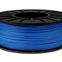 Пластик в котушці ABS 1,75 мм 0.125,  MonoFilament, синій