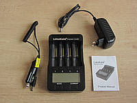 Интеллектуальное зарядное устройство LiitoKala Lii-500