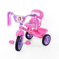 Детский велосипед TILLY COMBI TRIKE BT-CT-0008 PINK