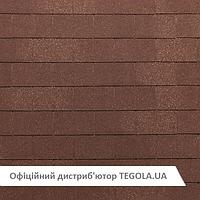 Итальянская битумная черепица TEGOLA Super Standart Сосновая кора