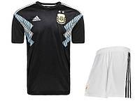 Футбольна форма збірної Аргентини (виїзна), ЧС 2018, фото 1