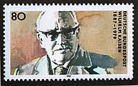 Німеччина. Кайзер вільгельм 1987 р.