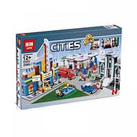 Конструктор План города