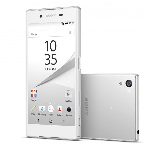 Смартфон Sony Xperia Z5 compact White 2/32gb E5823 Europe Version Оригинал Snapdragon 810 2700 мАч