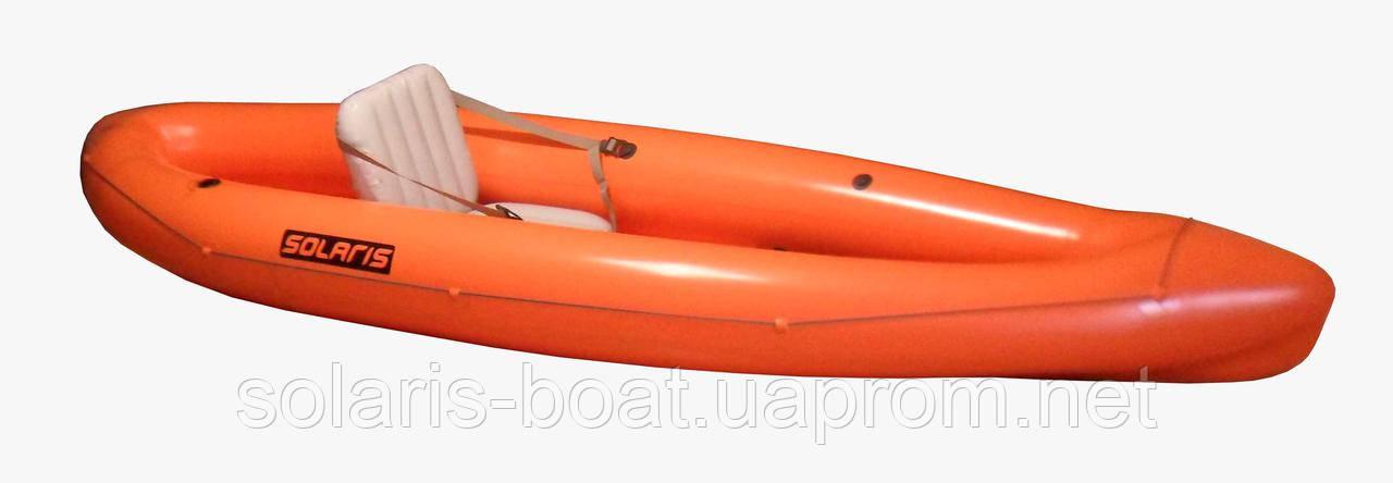 Байдарка надувная Fish-Ka 31VS килевая, с явно выраженными штевнями