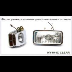 Фары доп.модель VARRAN HY-041C/CLEAR H3-12V-55W/165*90mm