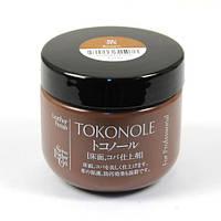 Средство для обработки уреза (торца) кожи TOKONOLE BURNISHING GUM  100 грамм коричневый (Япония), фото 1