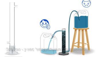 Стеклянная колба для фильтрации крепких напитков