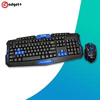 Беспроводная игровая клавиатура и мышь Atlanfa HK-8100