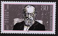 Германия Теодор Шторм 1988 г.