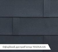 Итальянская алюминиевая битумная черепица TEGOLA Ultimetal ALU Сланец