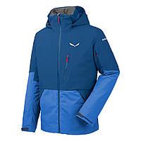 Куртка мужская Salewa Antelao Beltovo, L синий/голубой 8961