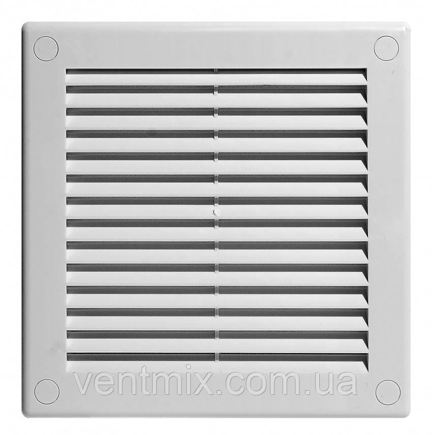 Решетка вентиляционная 100x100 мм