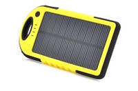 Универсальное зарядное Power Bank + Solar Panel 10000mAH
