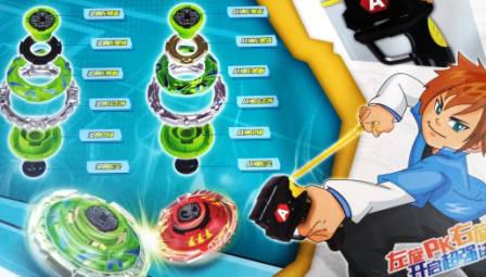 "Игровой набор ""Beyblade"" Infinity  - микс 4 вида, фото 2"