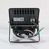 Прожектор светодиодный BIOM 10W S4-SMD-10-Slim+Sensor 6500К 220V IP65, фото 4