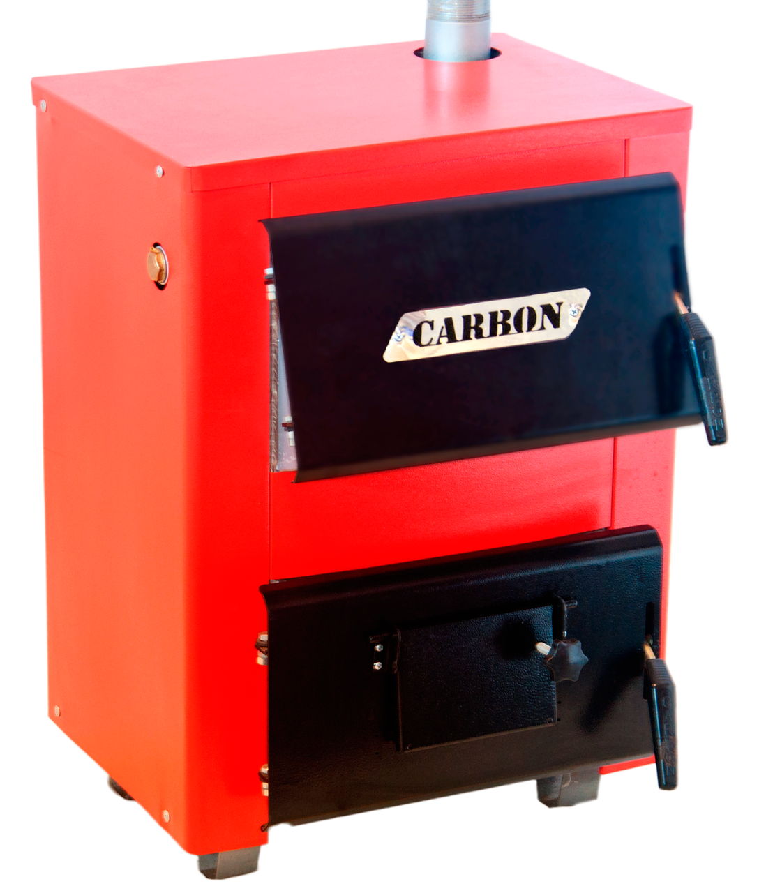 Твердотопливный котел Carbon КСТО-10