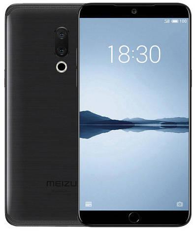 Смартфон ORIGINAL Meizu 15 Plus Black (8X2.5Ghz; 6Gb/64Gb; 12+20МР/20МР; 3500 mAh)
