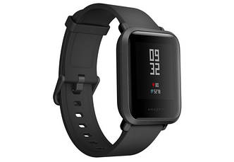 Смарт-часы Xiaomi Huami Amazfit Bip Black (международная версия)