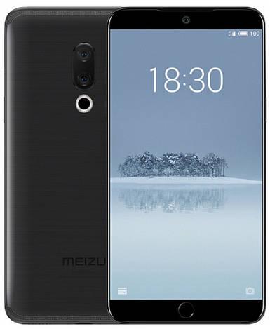 Смартфон ORIGINAL Meizu 15 Black (8X2.2Ghz; 4Gb/128Gb; 12+20МР/20МР; 3000 mAh)
