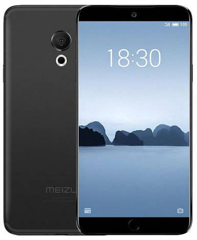 Смартфон ORIGINAL Meizu 15 Lite Black (8X2.2Ghz; 4Gb/64Gb; 12МР/20МР; 3000 mAh)