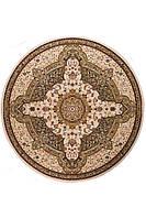 Классический круглый ковер KERMAN 0804