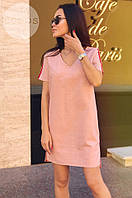 Платье льняное мод.5063
