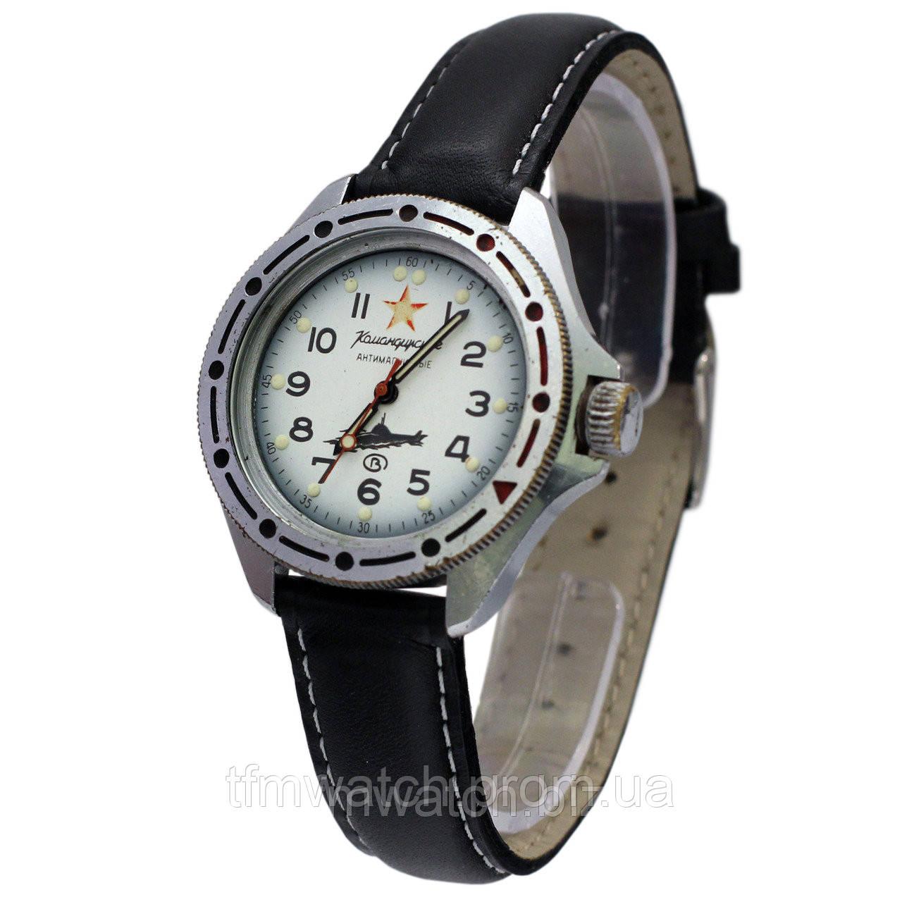 Часы наручные командирские антимагнитные наручные часы casio с компасом