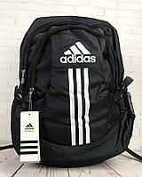 Прочный, качественный мужской рюкзак- портфель Adidas. Спортивный рюкзак Адидас. РК10-1, фото 1