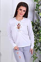 Блузка белая от производителя