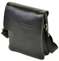 Мужская кожаная сумка планшет Dr.Bond маленькая