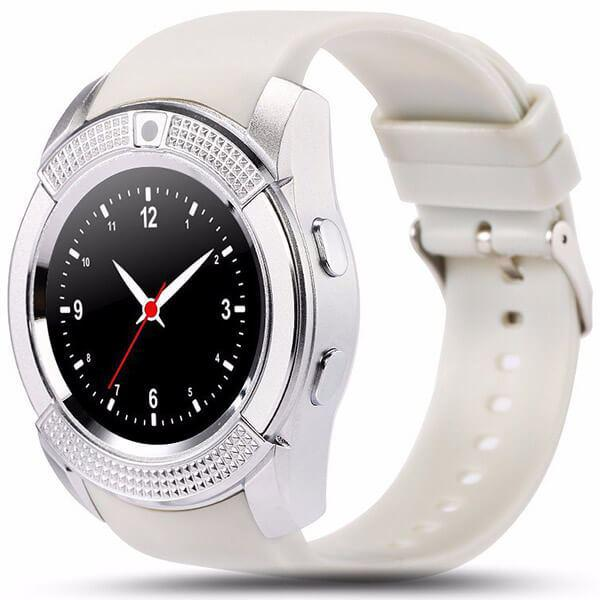 Смарт-часы Smart Watch V8 White - Интернет-магазин