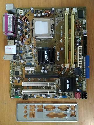 Материнская плата ASUS P5B-MX s775 core2quad 4gb +BONUS, фото 2