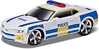Игровая автомодель Chevrolet Camaro SS RS со светом и звуком (белый), 1:24, Maisto