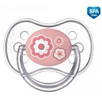 Пустышка анатомическая силиконовая Newborn baby, 0-6м  22/565 , фото 1